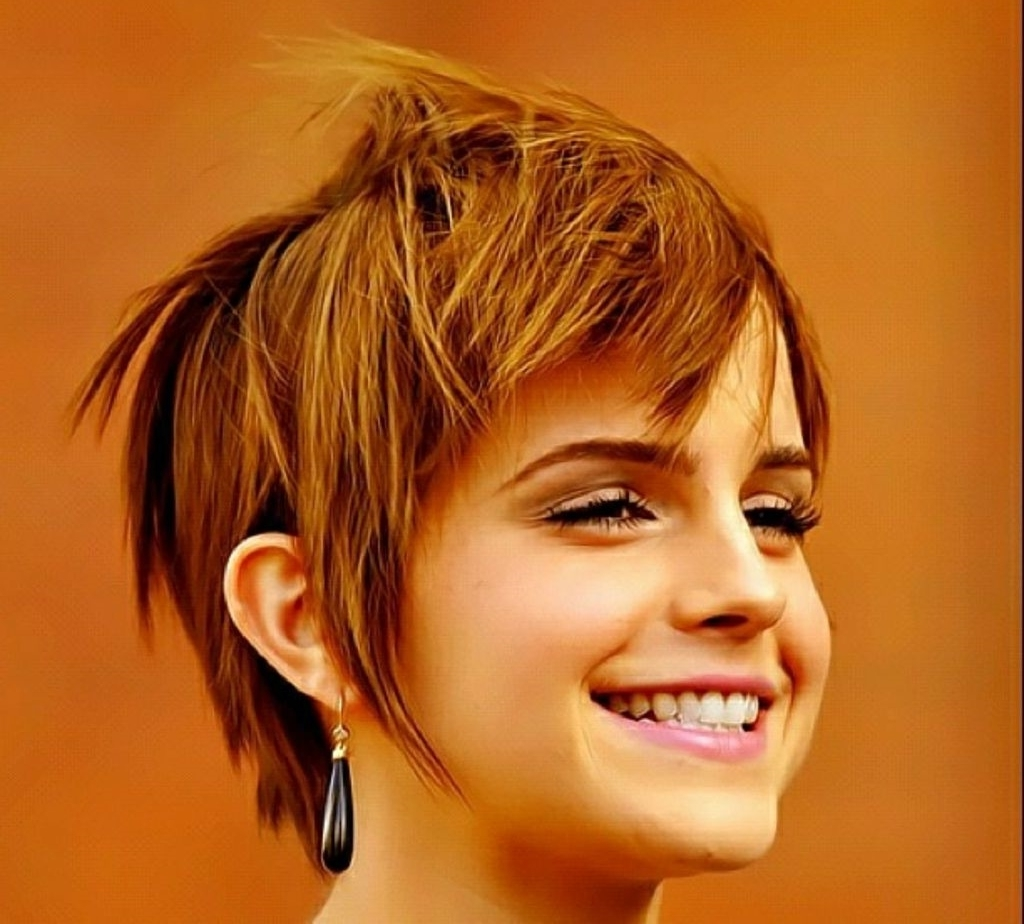 Best Pixie Haircuts For Your Face Shape | Wardrobelooks Regarding Most Recent Pixie Hairstyles For Heart Shaped Faces (View 14 of 15)
