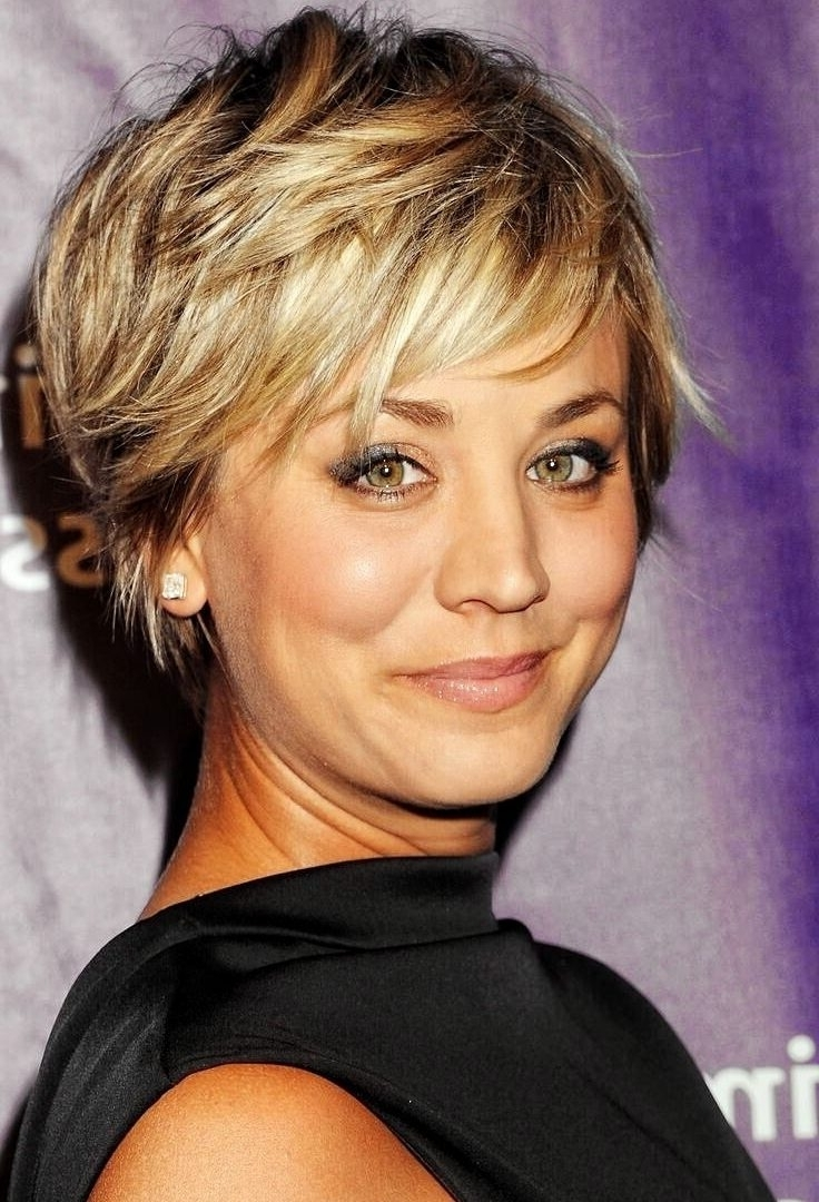 Best Short Hairstyles For Fine Hair Haircuts Care Bob And Round Within Most Recently Pixie Hairstyles For Fine Hair (View 8 of 15)