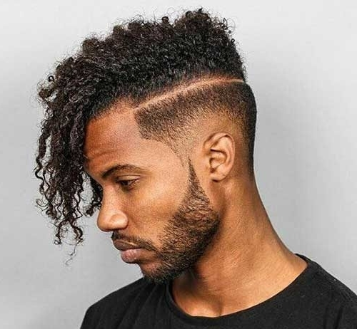 15 Collection of Shaggy Hairstyles For Black Guys