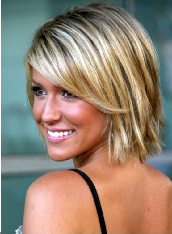 Blonde Short Shag Hairstyle – Pretty Designs Intended For Best And Newest Blonde Shaggy Hairstyles (View 4 of 15)