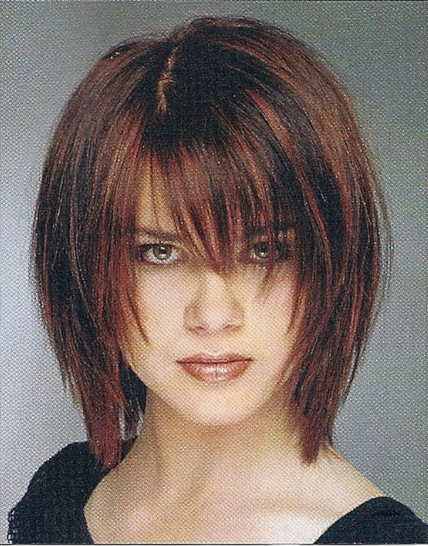 Displaying Gallery of Shaggy Hairstyles For Thick Hair (View 7 of 15 ...