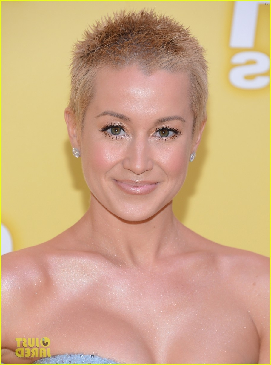 Breast Cancer Hair Cut | Short Hair On Women In Hollywood…the New Inside Most Recent Kellie Pickler Pixie Hairstyles (View 2 of 15)