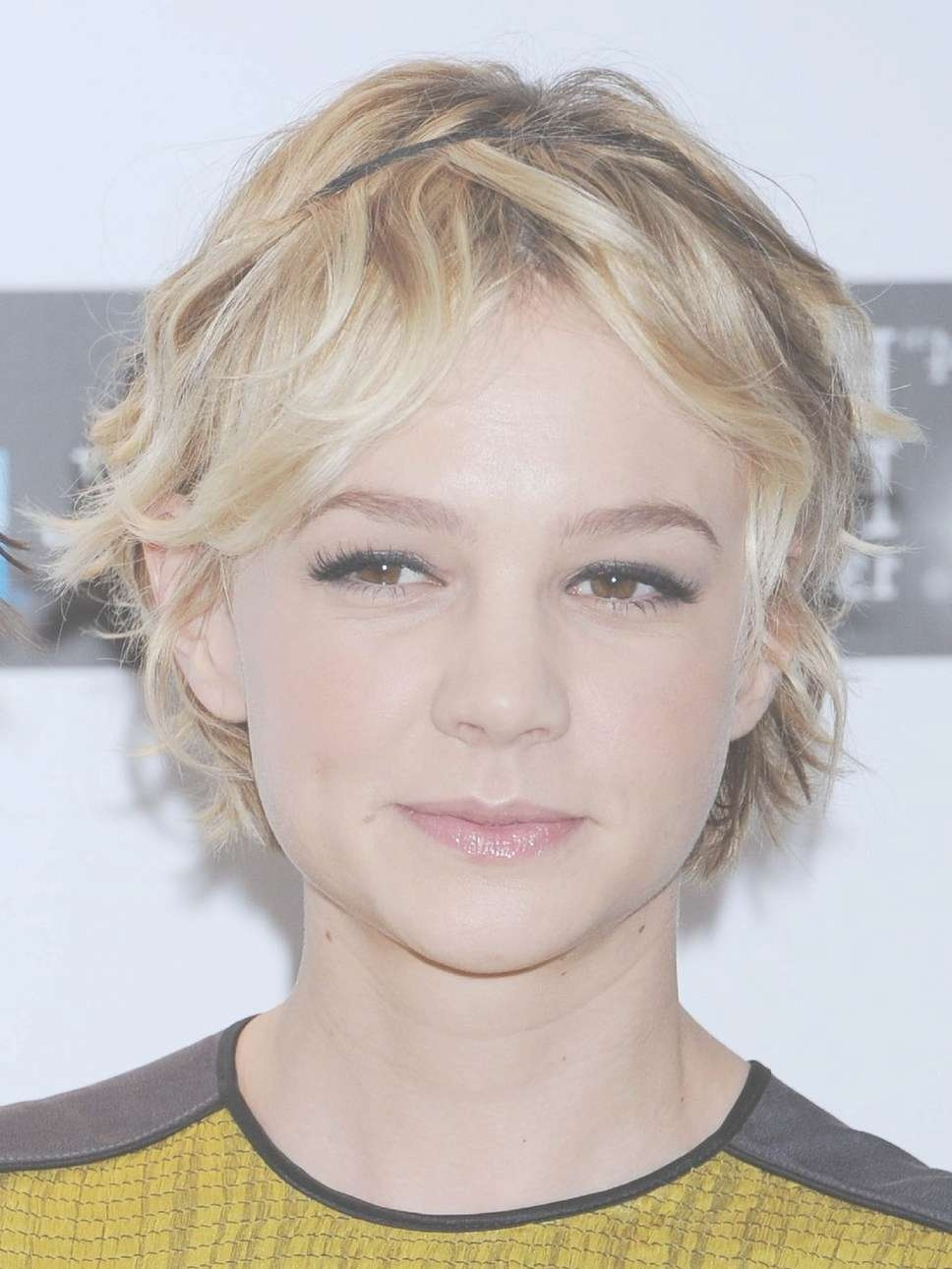Carey Mulligan New Pixie Hairstyles – Fashionista Trends Regarding 2018 Actress Pixie Hairstyles (View 6 of 15)
