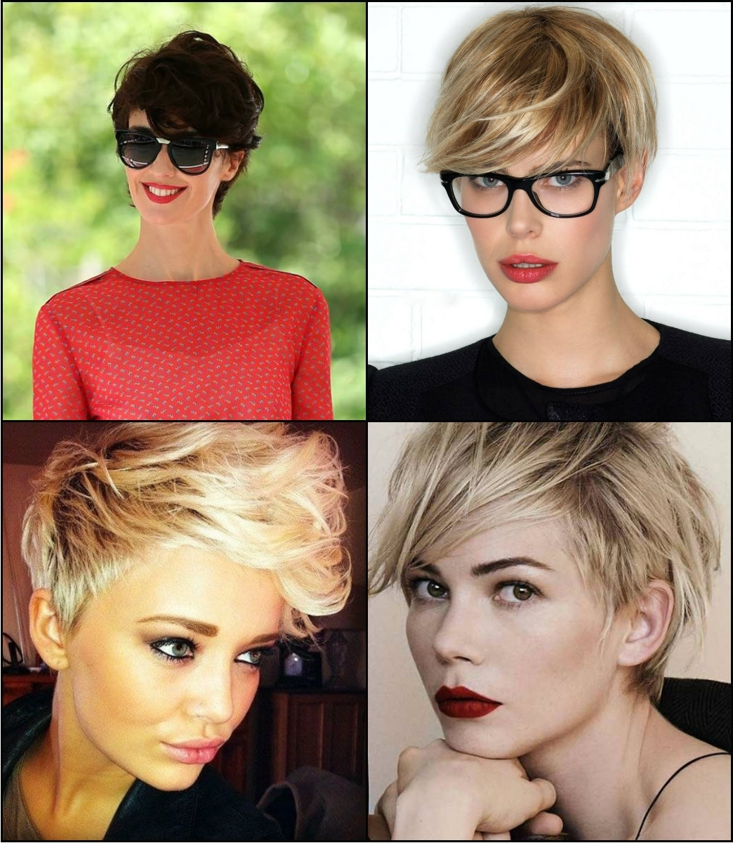 Celebrity Hairstyles Archives | Page 4 Of 23 | Hairstyles 2017 Intended For Recent Pixie Hairstyles With Long On Top (View 13 of 15)