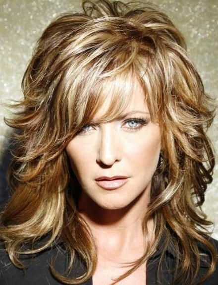 shaggy haircuts for curly hair 15 best shaggy hairstyles for curly hair 4952