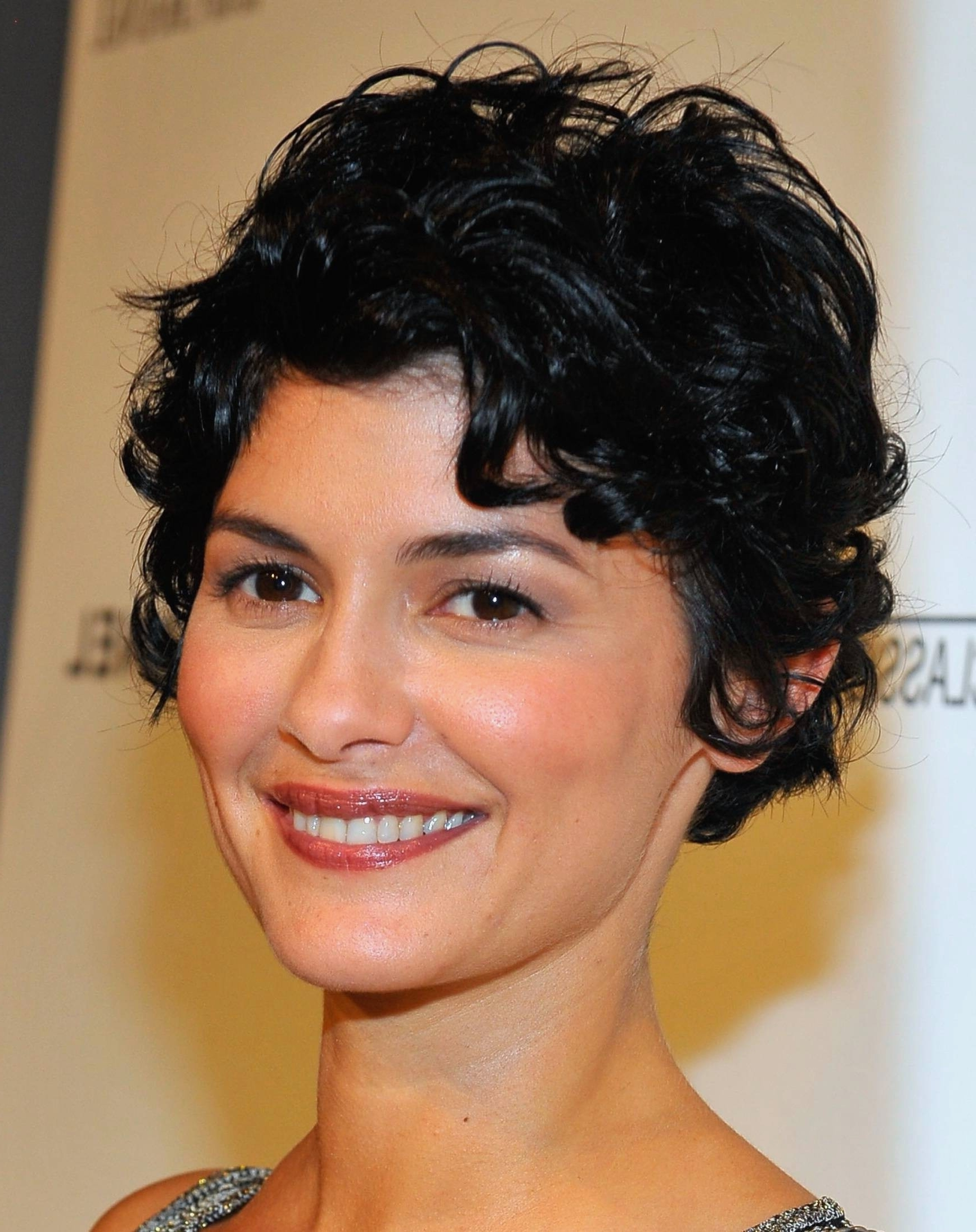 Curly Hairstyles : New Pixie Hairstyles For Thick Curly Hair In Most Up To Date Pixie Hairstyles For Curly Hair (View 8 of 15)