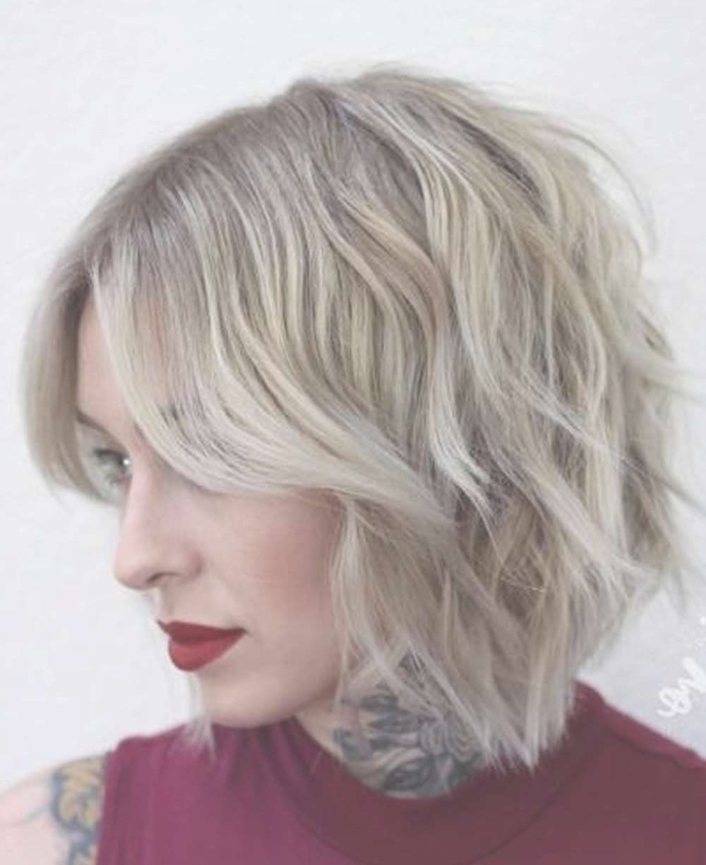 Cute Choppy Bob Hairstyles We Love Styles Awesome Short For Thin Intended For Most Popular Bob And Pixie Hairstyles (View 7 of 16)