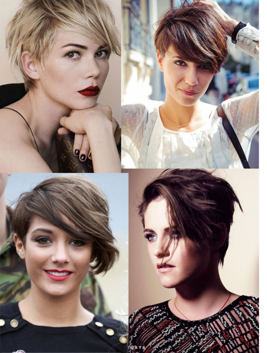 Discover The Best Haircut For Your Face Shape – Verily Pertaining To Most Recent Pixie Hairstyles For Heart Shaped Faces (View 11 of 15)