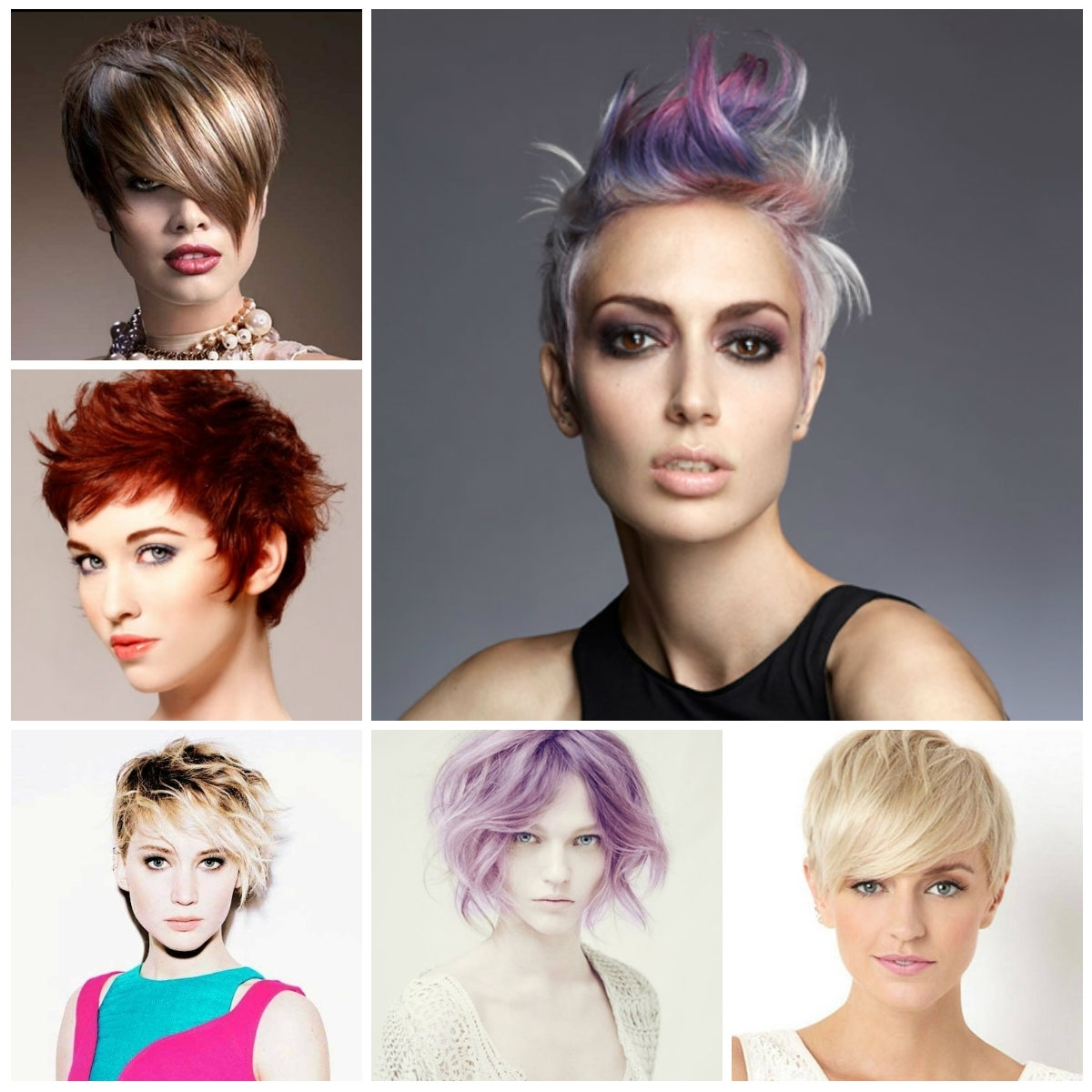 Emejing Hair Color Short Hairstyles Gallery – Styles & Ideas 2018 Within Newest Pixie Hairstyles Colors (View 5 of 15)