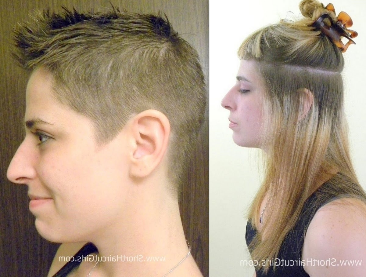 Extreme Pixie Cut Www (View 15 of 15)