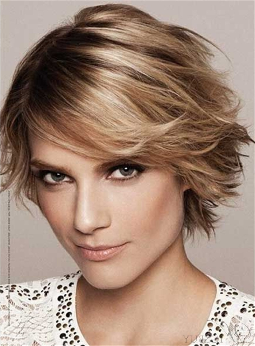 Showing Photos Of Short Feathered Pixie Hairstyles View 10 Of 15