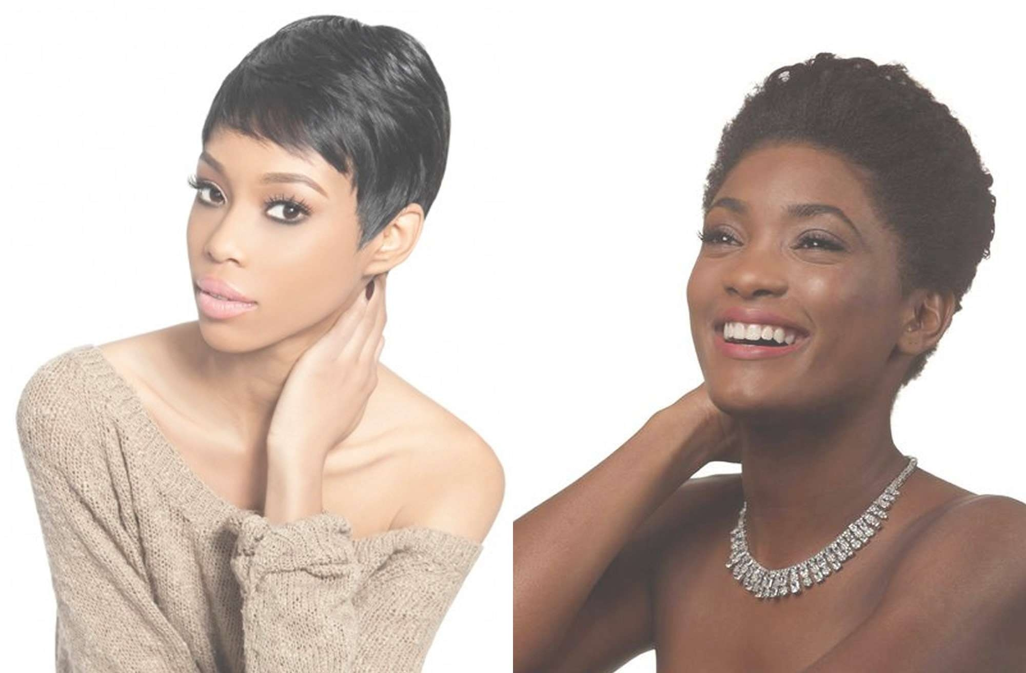 Finest Short Pixie Hairstyles For Black Women | Omdo Hairstyle For Best And Newest Black Pixie Hairstyles (View 12 of 15)