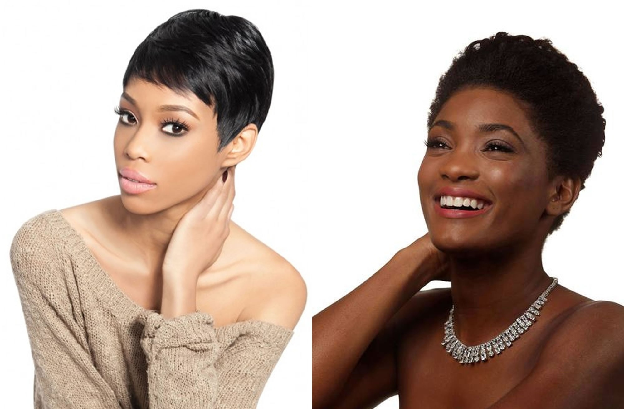 Finest Short Pixie Hairstyles For Black Women | Omdo Hairstyle Inside Most Recent Pixie Hairstyles For Black Women (View 15 of 15)