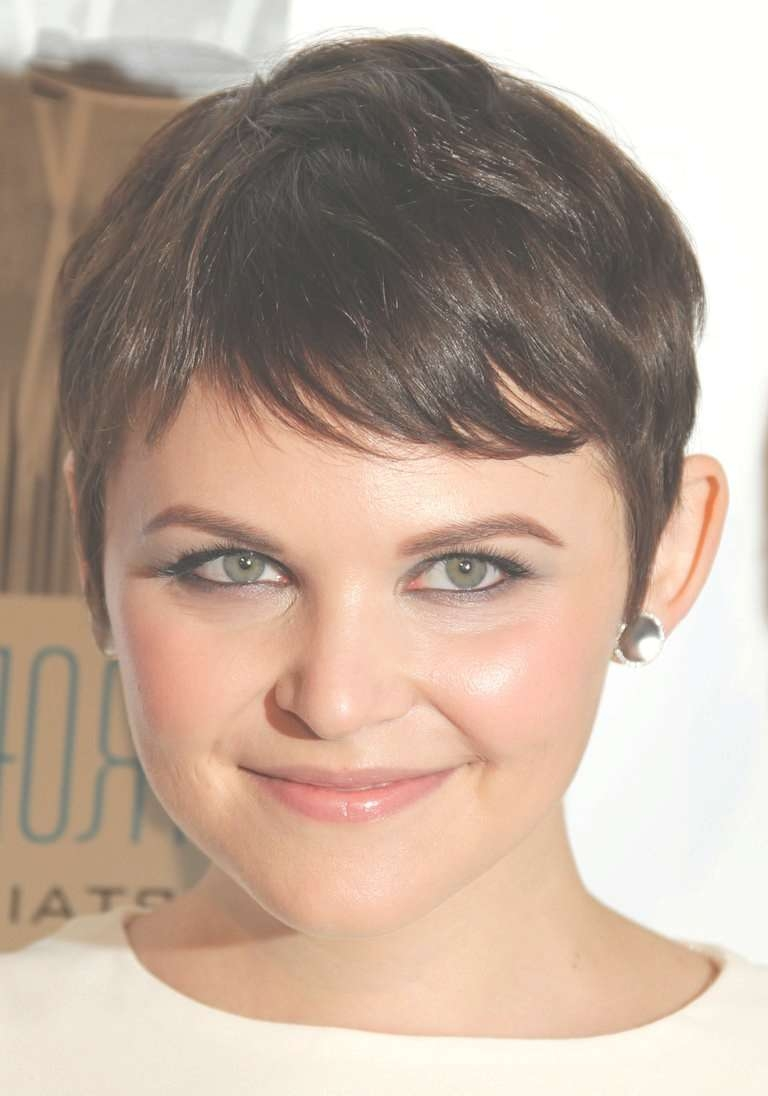 Featured Photo of Actress Pixie Hairstyles