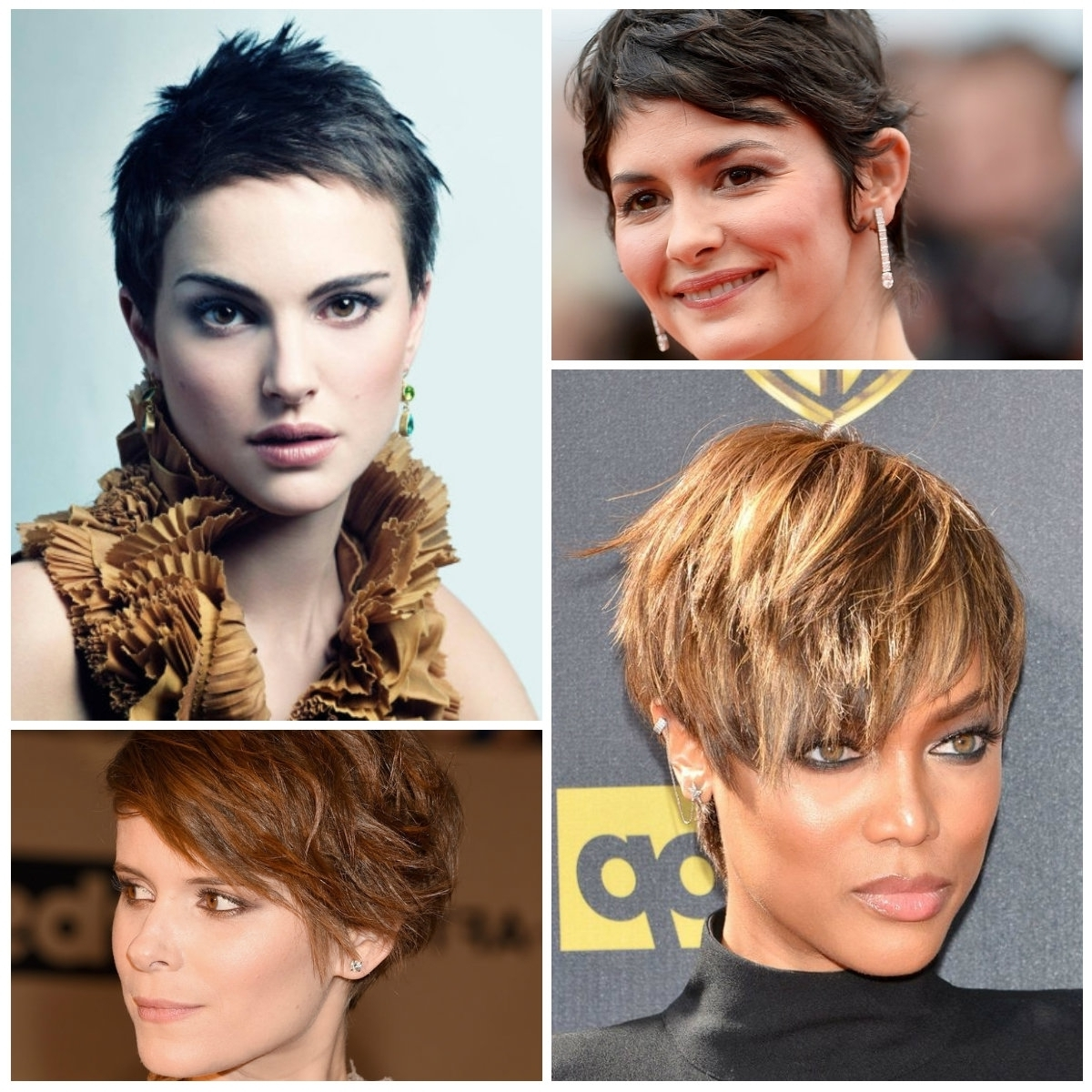 Funky Hairstyles For Medium Hair 2017 Pixie Haircuts – Haircuts For Most Current Pixie Hairstyles For Thick Coarse Hair (View 12 of 16)