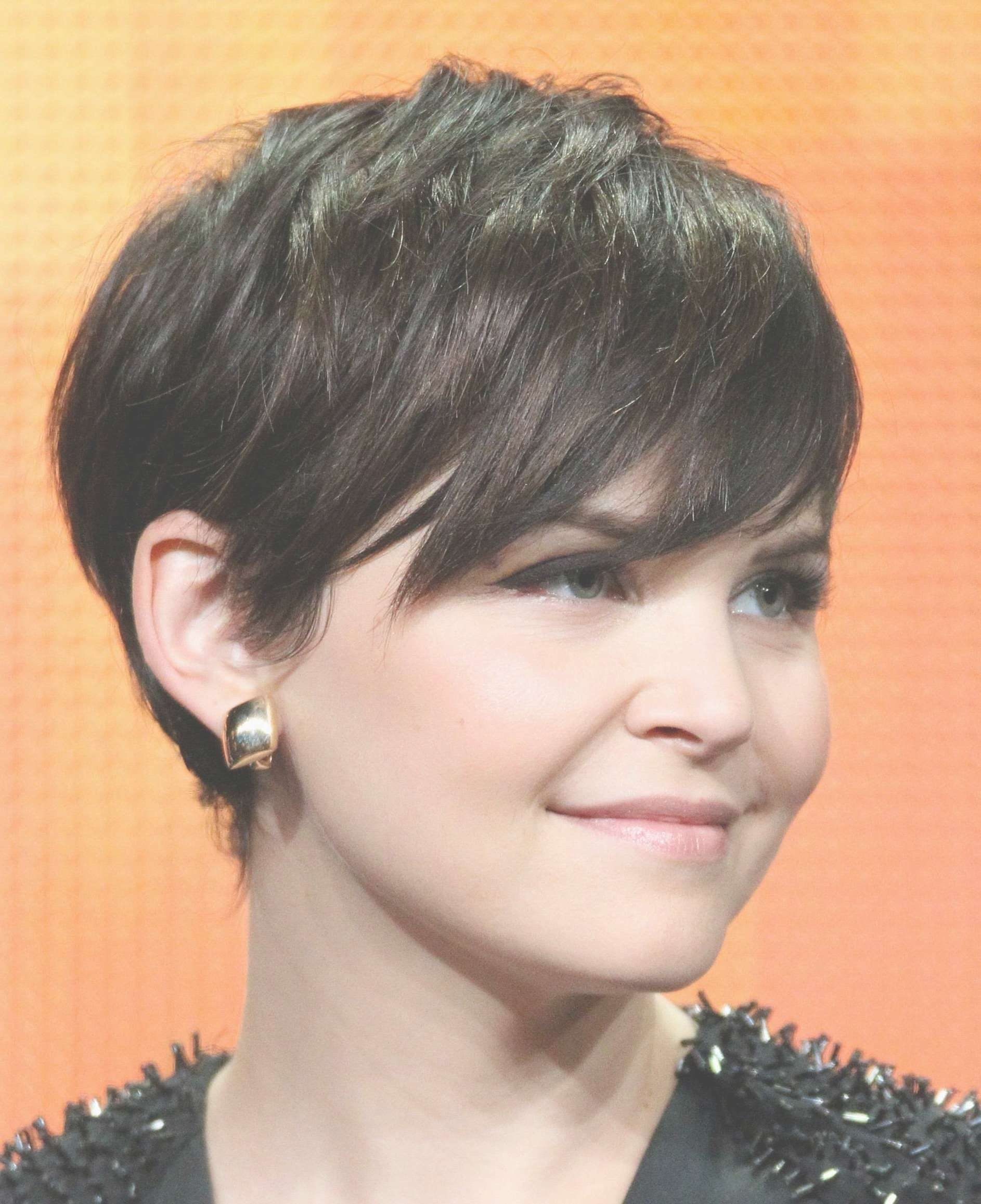 Ginnifer Goodwin Pixie Haircut Tutorial | The Salon Guy – Youtube Throughout Most Popular Bob And Pixie Hairstyles (Gallery 14 of 16)