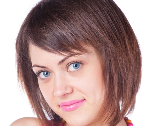 Got Round Face Looks Fabulous Shaggy Layered Haircut | Medium Hair Inside Most Recently Shaggy Girl Hairstyles (Gallery 15 of 15)