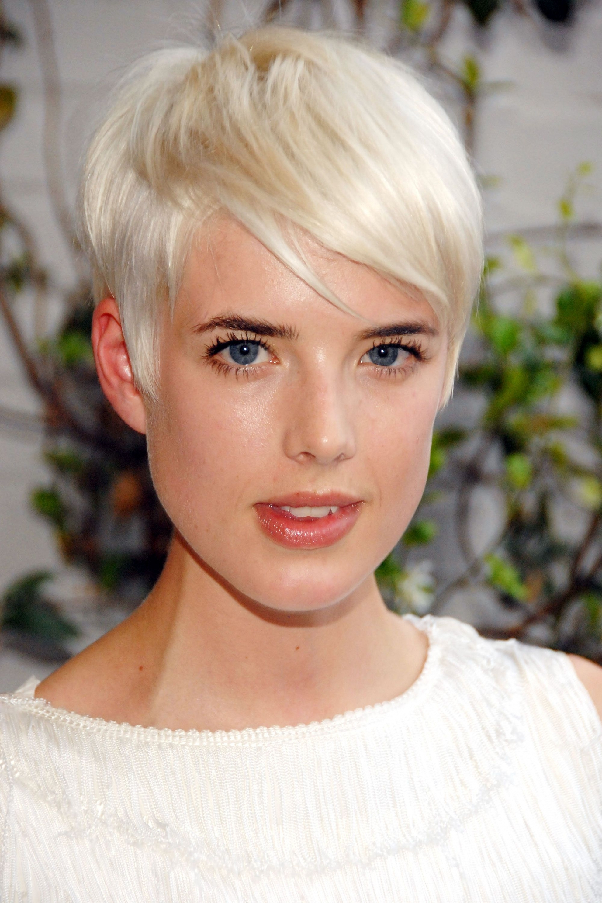 Hairstyles ~ 40 Pixie Cuts We Love For 2017 Short Pixie Hairstyles Regarding Best And Newest Short Blonde Pixie Hairstyles (View 5 of 15)