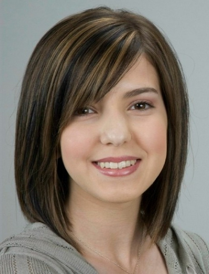 Hairstyles For Chubby Faces 2016 – Short Hairstyles 2018 Within Most Up To Date Pixie Hairstyles On Chubby Face (View 11 of 15)