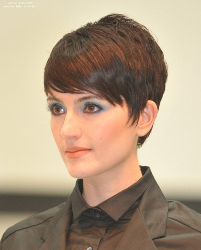 Top 15 of Pixie Hairstyles With Long Sides