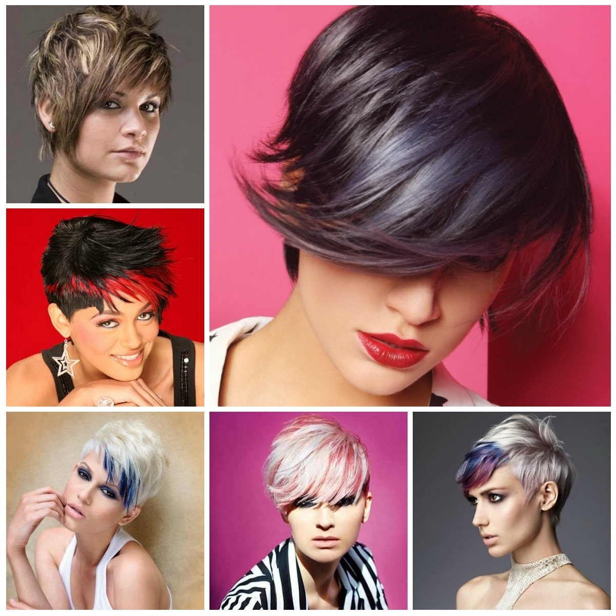 Highlights For Pixie Haircuts 2016 (1200×1200) | Hair Ideas Inside Most Current Pixie Hairstyles With Highlights (View 4 of 15)
