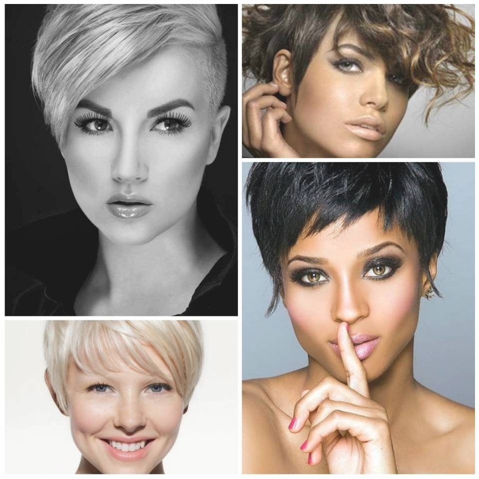 Hottest Haircuts 2016 Hot Short Hair Styles For 2017 – Justabcd Pertaining To Most Current Hot Pixie Hairstyles (View 10 of 15)