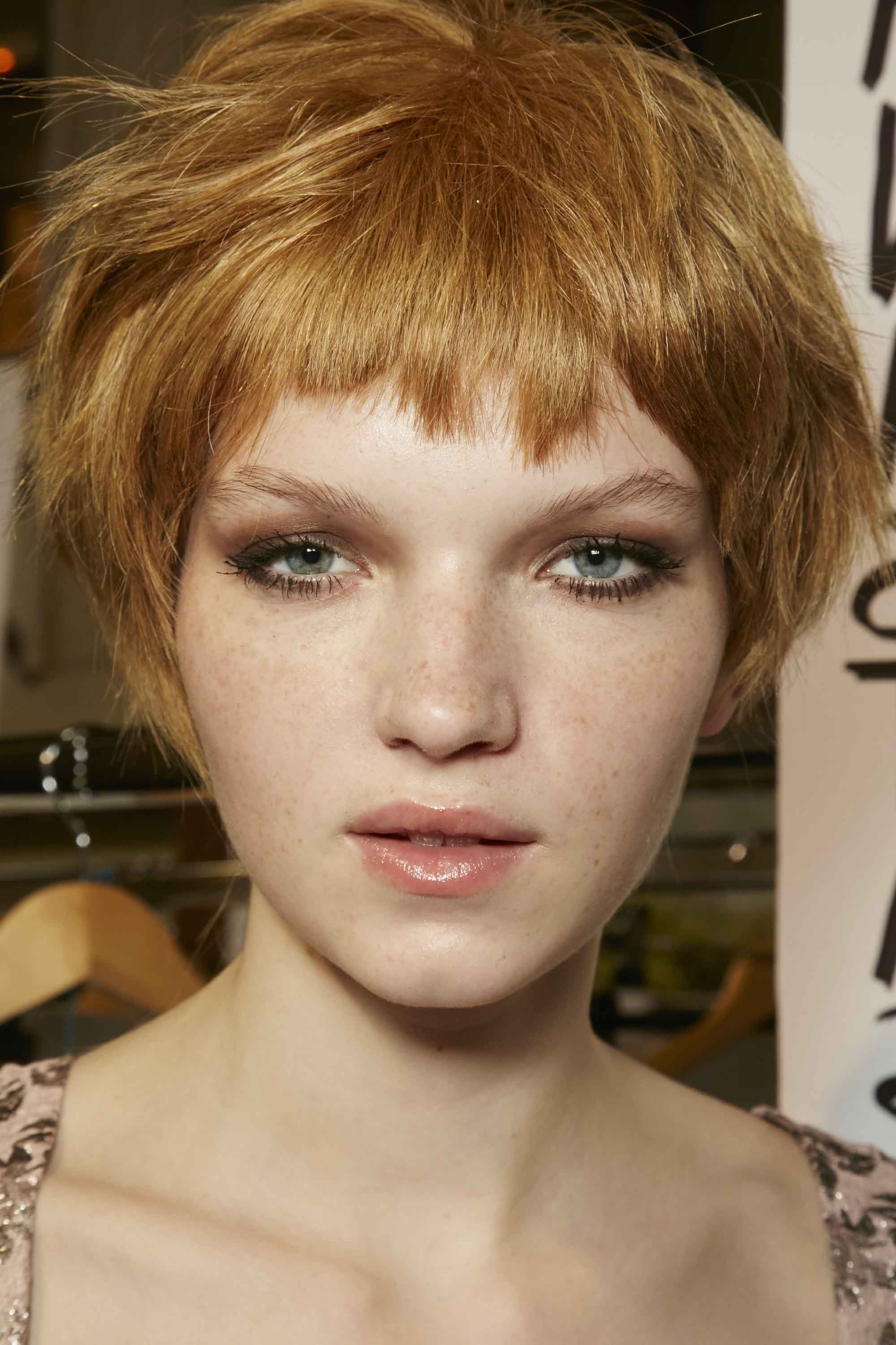 How To Pull Off Short Bangs – Everything You Need To Know Regarding Best And Newest Pixie Hairstyles With Fringe (View 2 of 15)