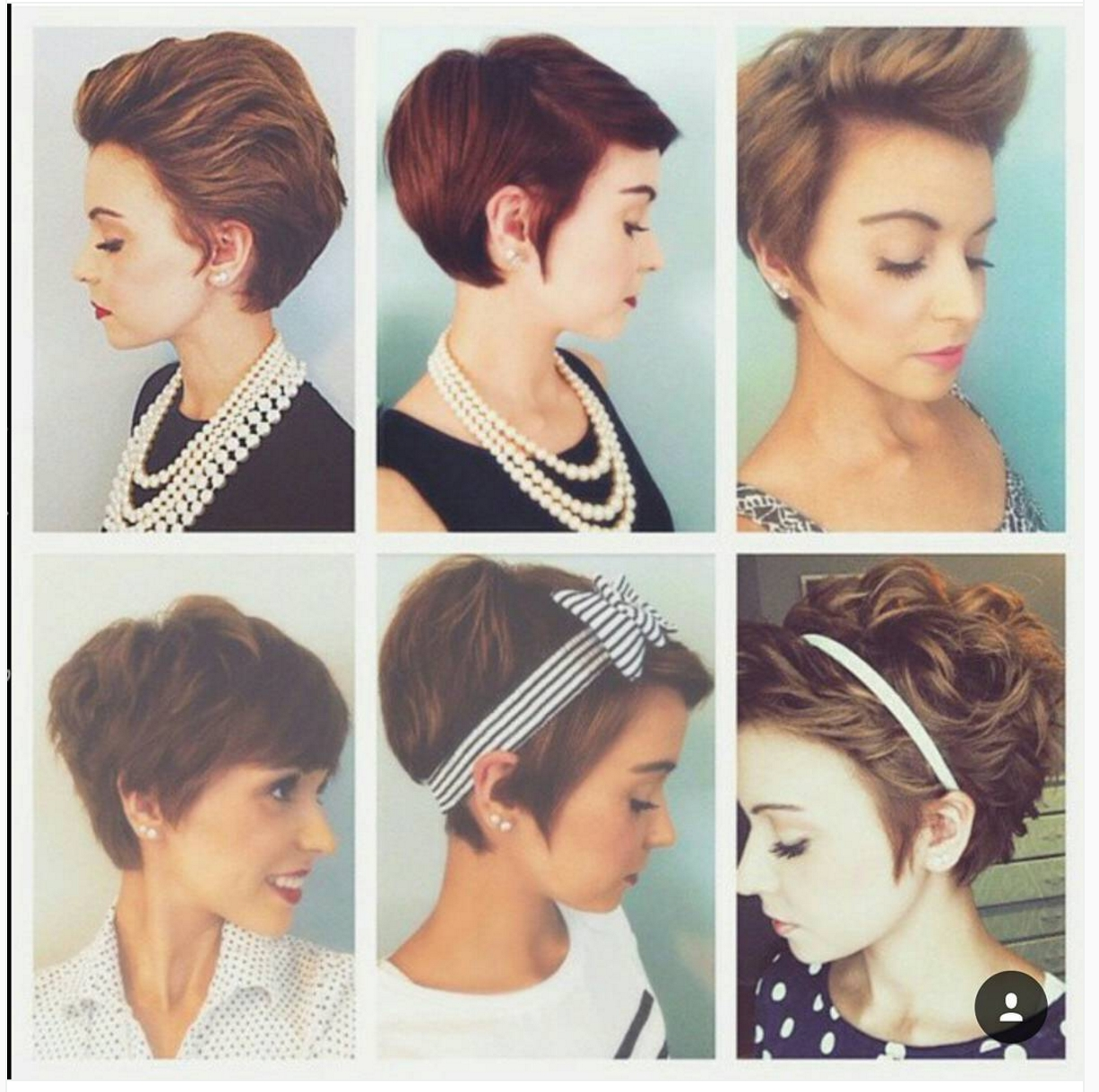 Showing Photos Of Styling Pixie Hairstyles View 1 Of 15 Photos