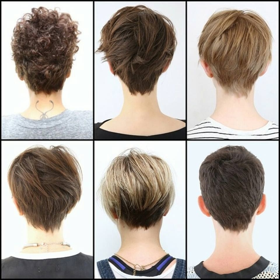 Featured Photo of Pixie Hairstyles Front And Back