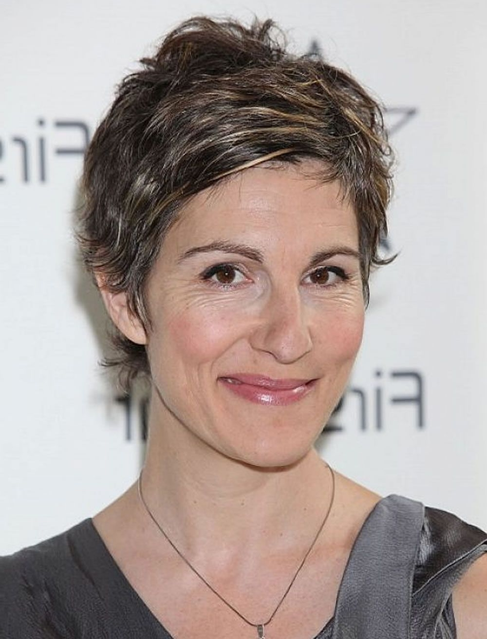 Image Result For Wavy Pixie Cut For Older Woman | Short Curly Regarding Current Pixie Hairstyles For Older Women (View 6 of 15)