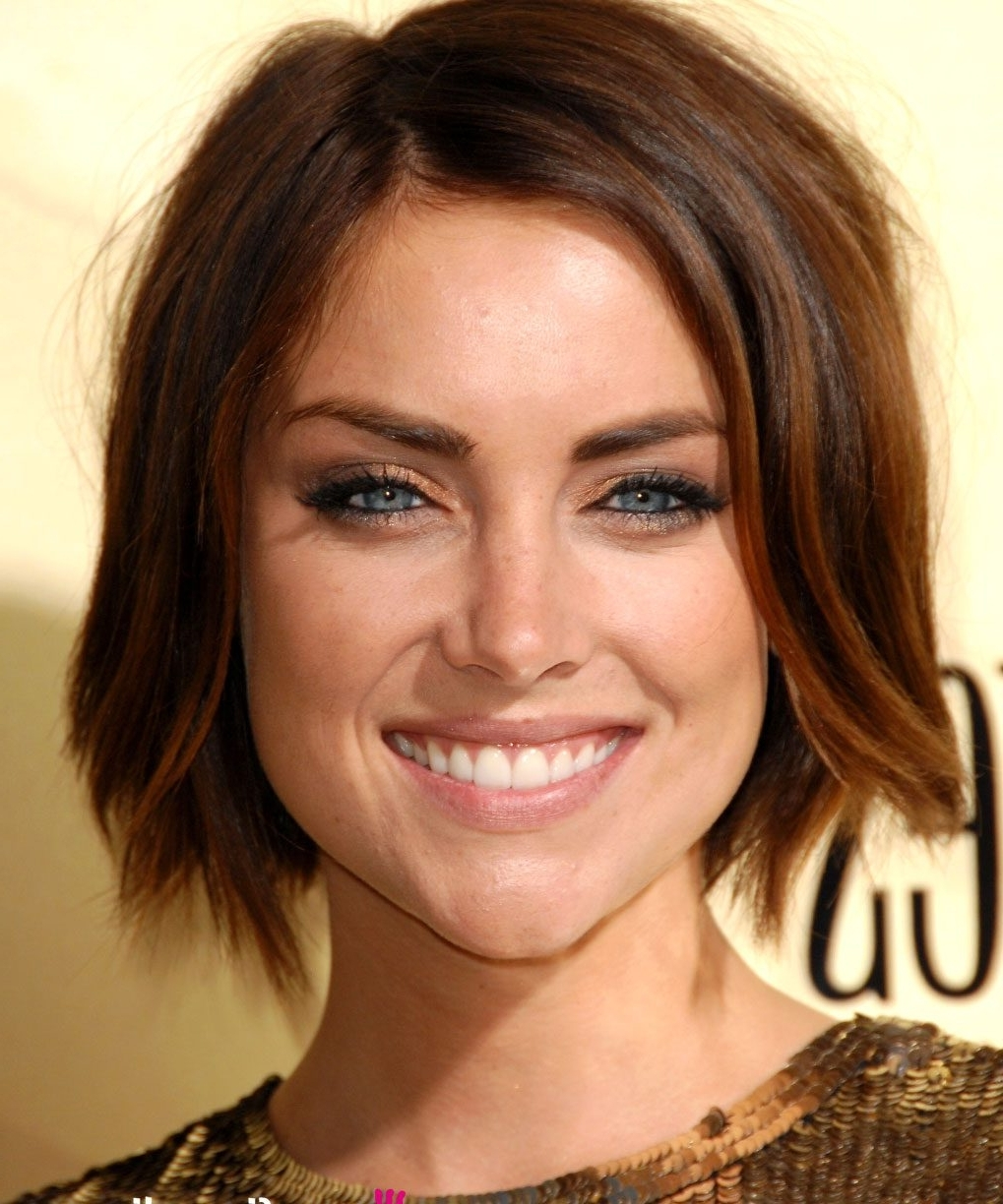 Jessica Stroup Iron Beautiful Short Hairstyles Easy Cuts Cute 2018 inside Most Recent Jessica Stroup Pixie Hairstyles