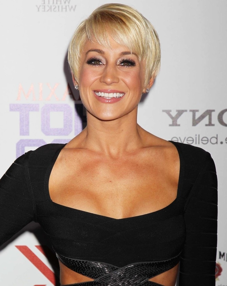 Showing Gallery of Kellie Pickler Pixie Hairstyles (View 4 of 15 Photos)