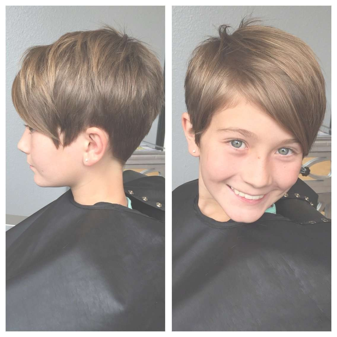 Kids Pixie Haircut   Hair   Pinterest   Pixie Haircut, Pixies And Regarding Most Recently Pixie Hairstyles For Little Girl (View 9 of 15)
