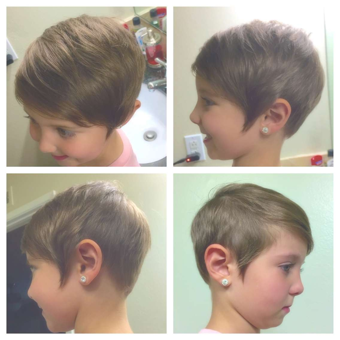 Kids Toddler Short Pixie Haircut (View 3 of 15)