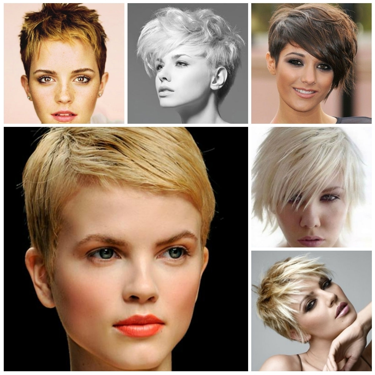 Latest Modern Hairstyles Ladies Latest Pixie Haircut Ideas 2017 With Regard To Current Modern Pixie Hairstyles (View 9 of 15)