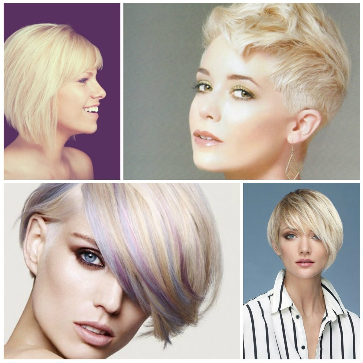 15 The Best Pixie Hairstyles Colors
