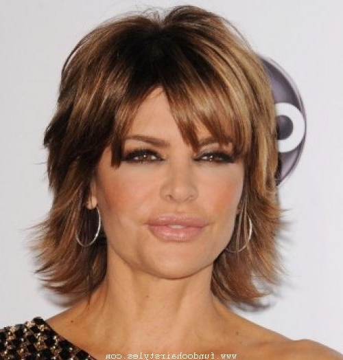 Displaying Photos of Shaggy Womens Hairstyles (View 8 of 15 Photos)