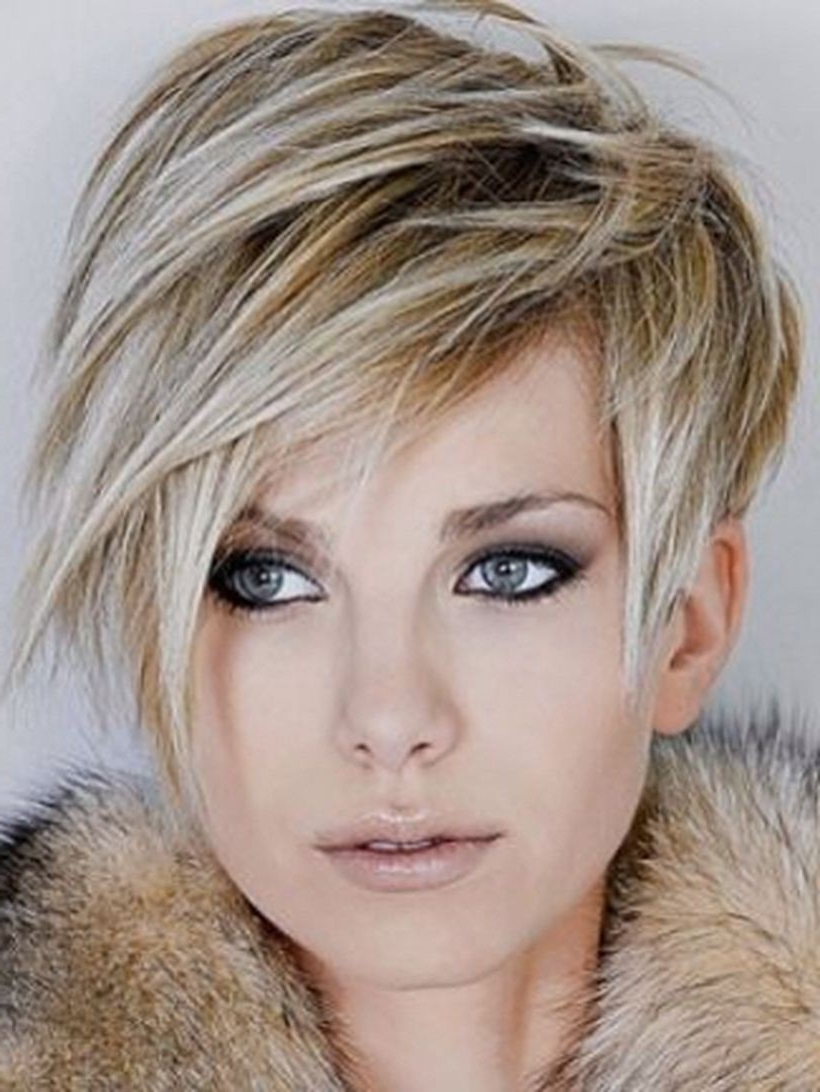 Photos Of Funky Short Pixie Hairstyles Showing 13 Of 15 Photos