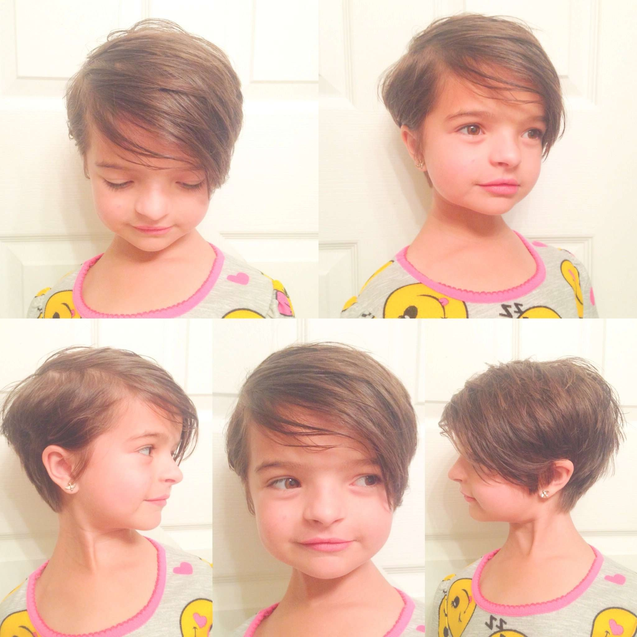 Explore Photos Of Baby Girl Pixie Hairstyles Showing 1 Of 15 Photos