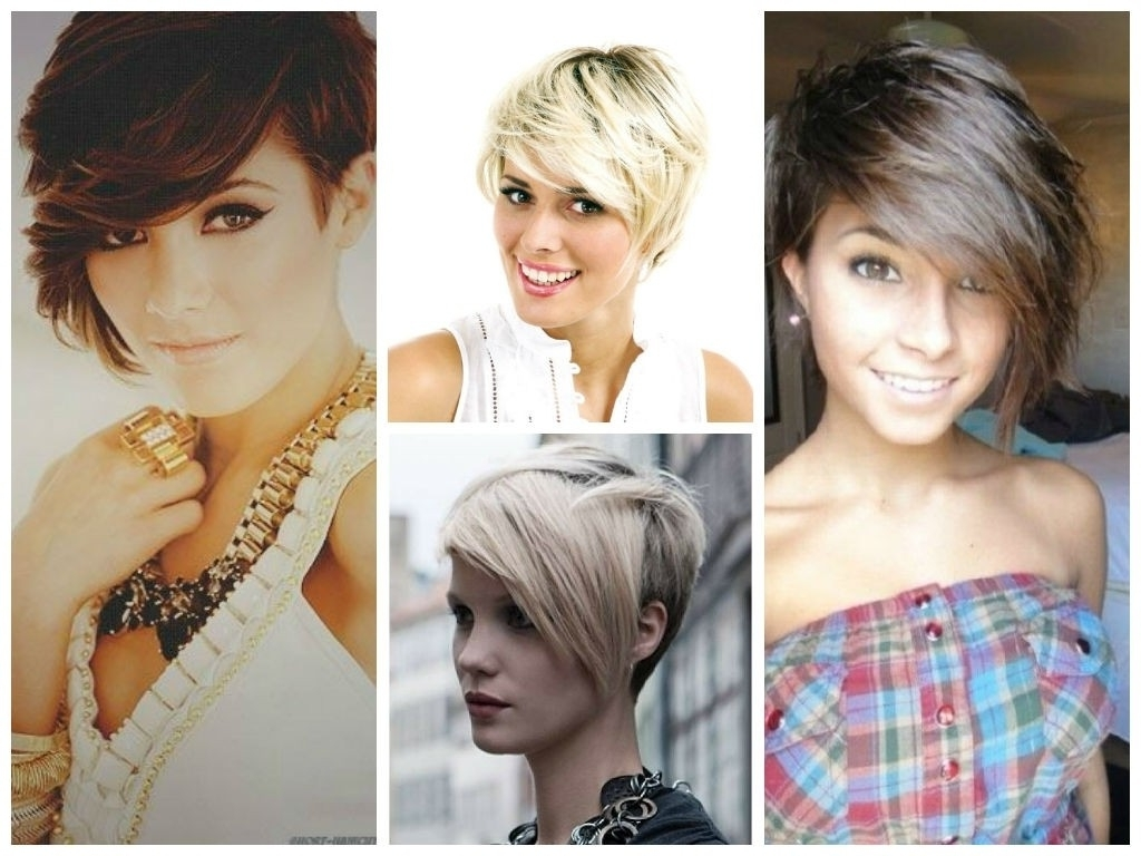 Long Bang Pixie Haircut Short Hairstyles For The Fall Hair World Regarding Latest Long Bang Pixie Hairstyles (View 3 of 15)