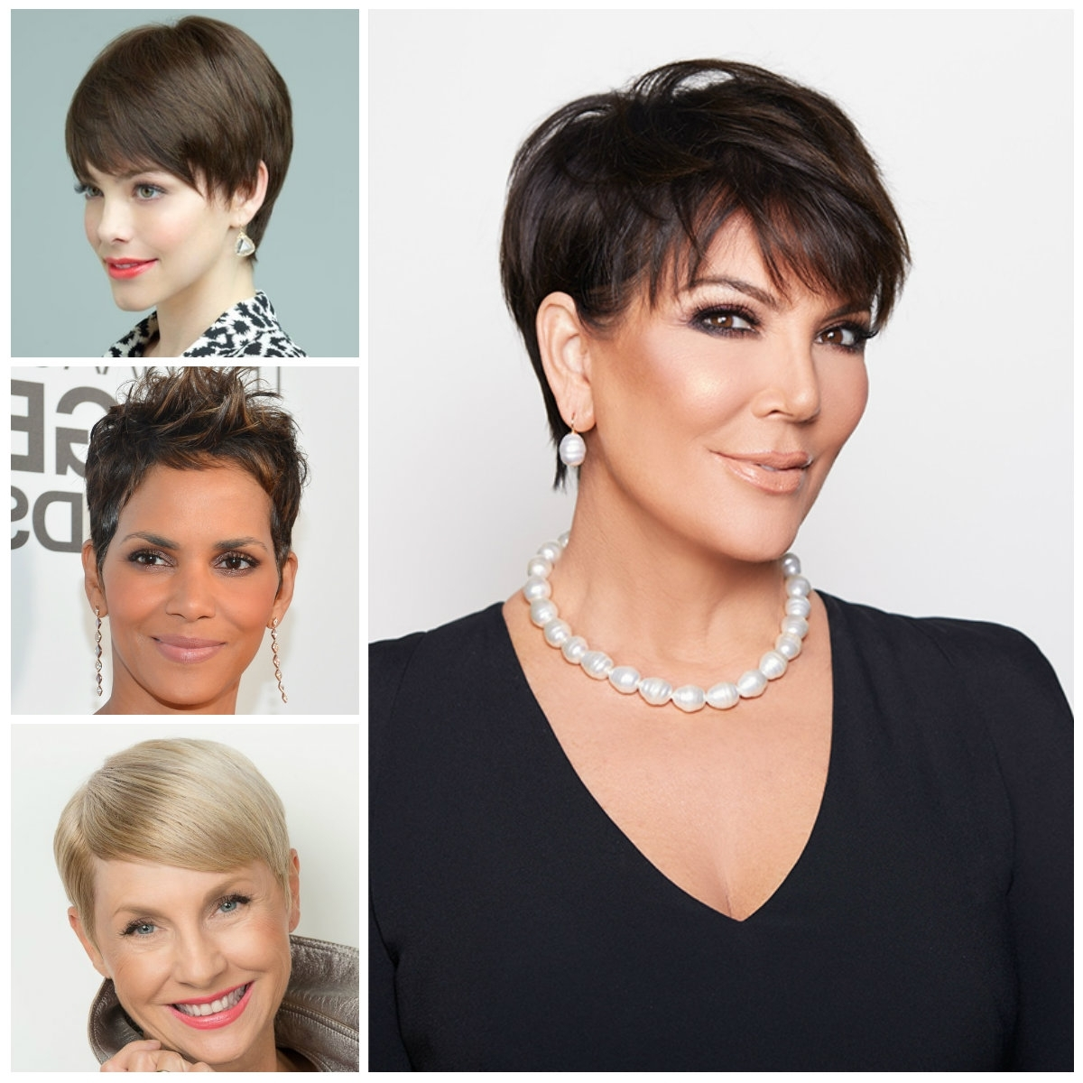 Featured Photo of Posh Pixie Hairstyles
