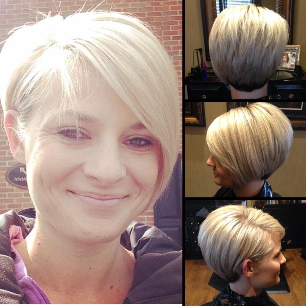 Showing Photos Of Short Asymmetrical Pixie Hairstyles View 9 Of 15