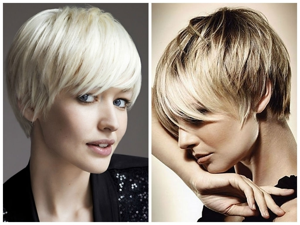 Long Layered Pixie Haircut Haircuts That Cover Your Ears For With Most Popular Medium Length Pixie Hairstyles (View 7 of 15)