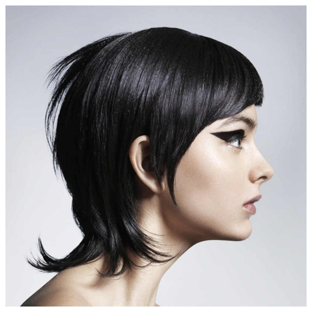 Long Pixie Haircut With Bangs 1000+ Images About Hair On Pinterest Within Most Recently Blunt Pixie Hairstyles (View 5 of 16)
