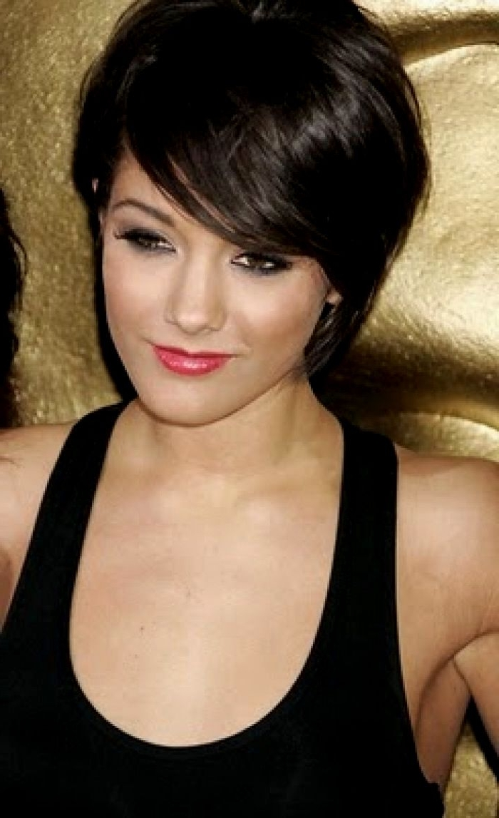 Long Pixie Hairstyles Round Face   Hairstyles Ideas Regarding Most Recent Long Pixie Hairstyles For Round Faces (View 6 of 15)