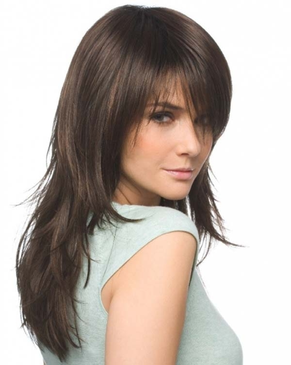 Top 15 of Shaggy Hairstyles For Long Thick Hair