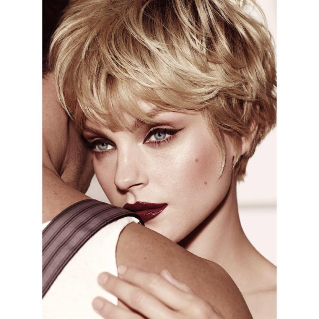 Gallery Of Long Shaggy Pixie Hairstyles View 8 Of 15 Photos