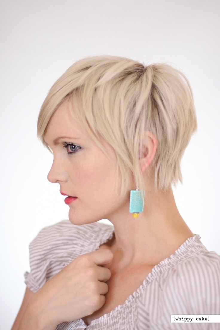 Longer Pixie Haircut Trendy Long Pixie Hairstyles Popular Haircuts Within Newest Longer Pixie Hairstyles (View 8 of 15)