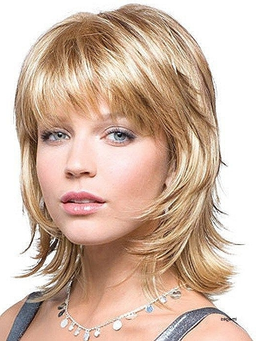 Displaying Gallery of Shaggy Hairstyles For Fine Hair Over 50 (View ...