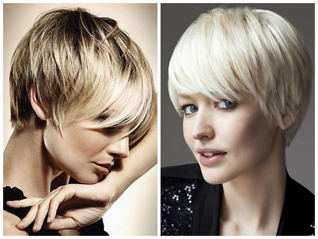 Medium Length Long Pixie Cuts 2017 For 2018 Medium Short Pixie Hairstyles (View 10 of 15)